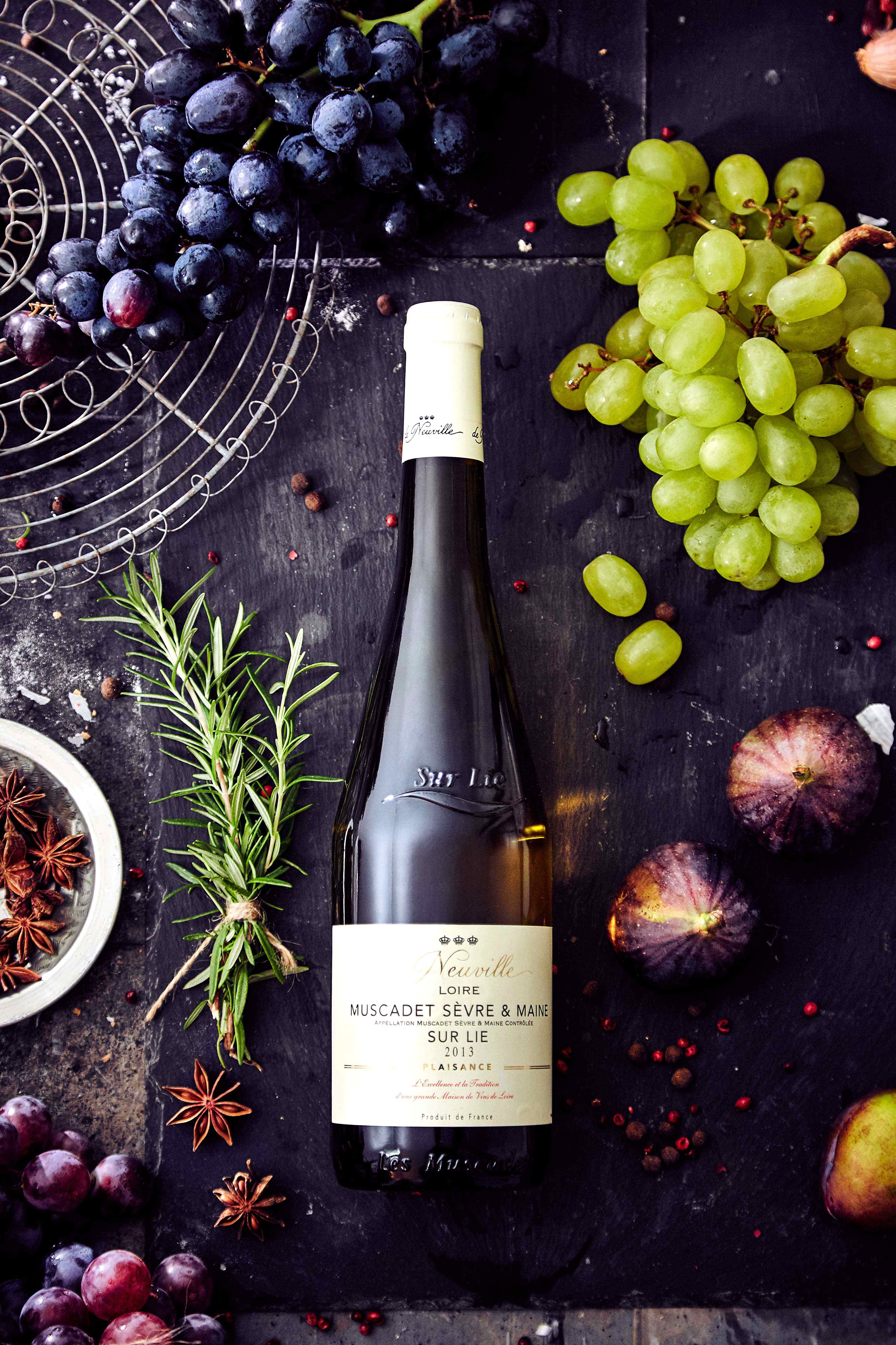 Slate & Wine