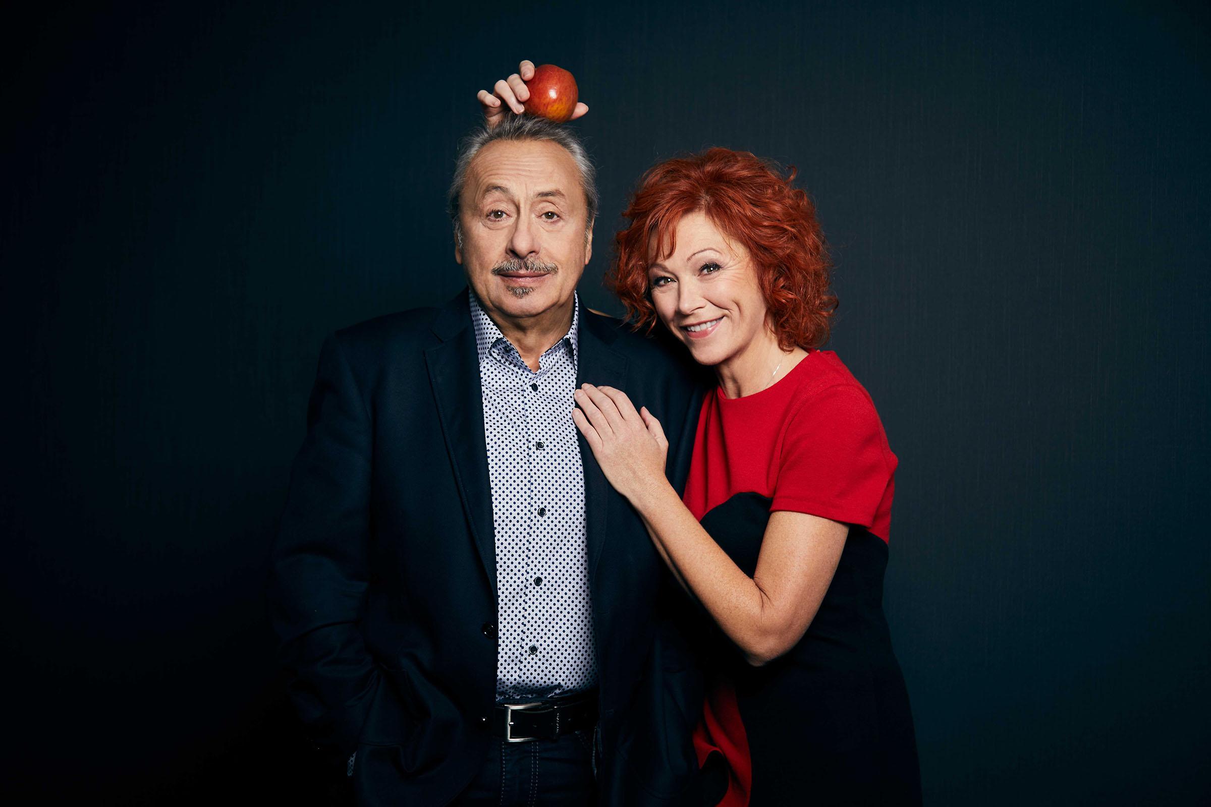 Wolfgang Stumph & Heike Trinker